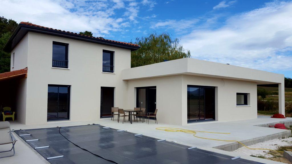 renovation maison 4 pans